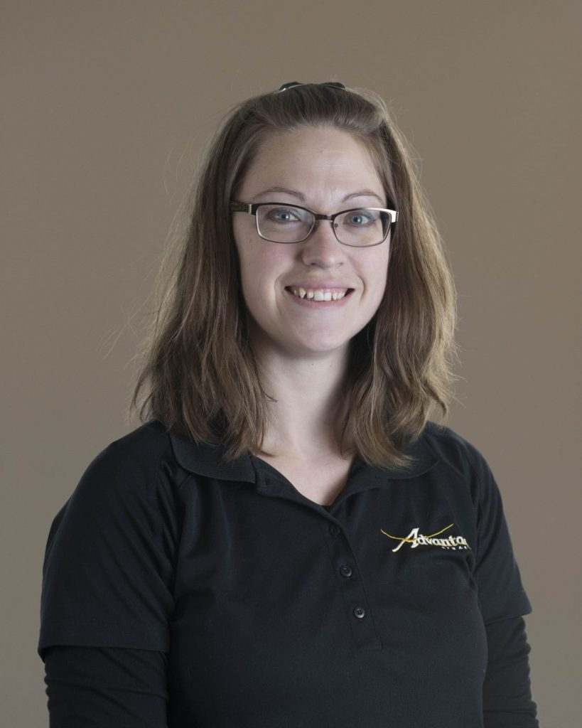 Angela provider of the best Physical therapy in Cody Wyoming and the Big Horn Basin Advantage Rehab located in Powell and Cody